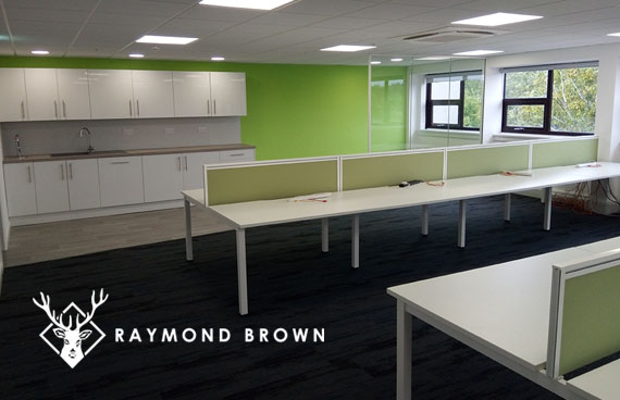 Office Refurbishment Chandlers Ford