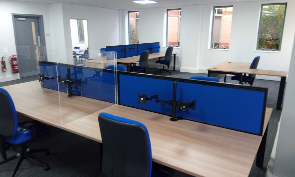 Office Design for HMM Southampton
