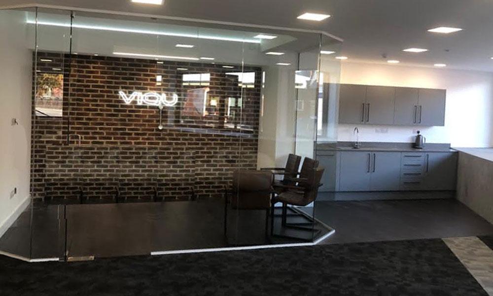 Office Design for VIQU Southampton